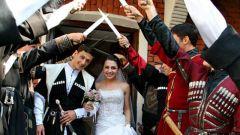 Как знакомятся и женятся в Грузии