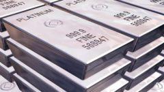 Как выглядит платина