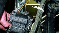 How to check ignition module VAZ 2110