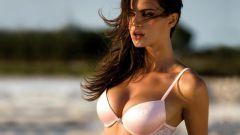 Как увеличить грудь на время