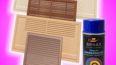 Как самому покрасить решетку радиатора
