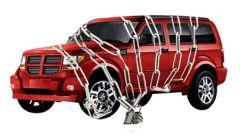 Как лучше всего защитить автомобиль