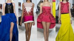 Платья не как у всех - стильные фасоны