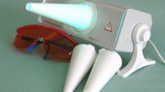 Как использовать УФО лампу