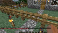 Как убрать приват территории в Minecraft