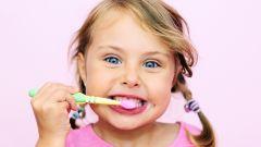 Чтобы зубки были здоровыми