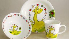 Безопасная посуда для ребенка