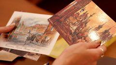 Как обмениваться почтовыми открытками