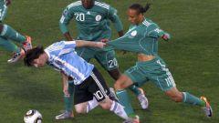 ЧМ 2014 по футболу: как проходила игра Нигерия - Аргентина