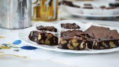 Как приготовить шоколадный фадж с грецким орехом