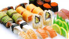 Японская кухня: виды суши и роллов