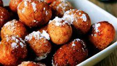 Как приготовить картофельные пончики