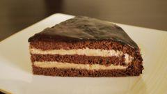 """Как приготовить торт """"Praga"""""""