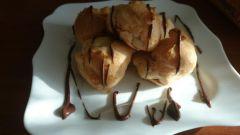 Заварные пирожные: рецепт