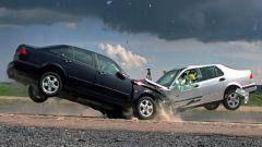 Что делать, если водитель оставил место ДТП