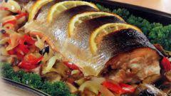 Овощное рагу с жареным карпом