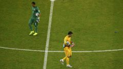 1/8 финала ЧМ 2014: Коста-Рика - Греция