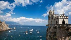 Как провести лето в Крыму