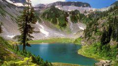 Какие водоемы называют озером