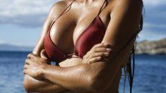 Как сохранить объем груди при похудении