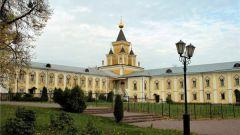 Как добраться в Николо-Угрешский монастырь