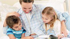 Как  читать вслух всей семьей
