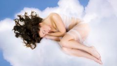 Как человек выглядит во сне