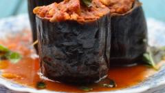 Азербайджанская кухня: блюда из баклажанов
