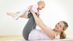 Как хорошо выглядеть после родов