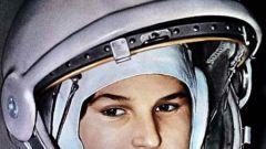 В каком году Валентина Терешкова полетела в космос