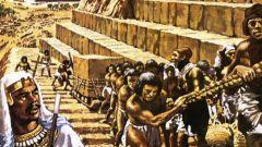Как  строили египетские пирамиды