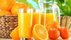 Как сделать апельсиновый фреш