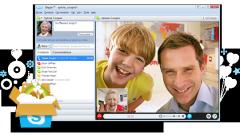 Как загрузить фотографию в Skype