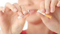 What changes occur when quitting Smoking