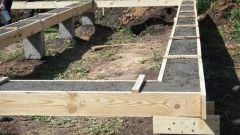 Какой нужен фундамент для дома из бруса