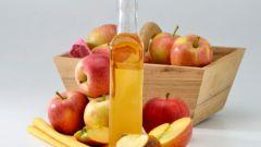 Как применять яблочный уксус
