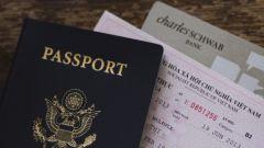 Какие документы нужны для оформления визы в другую страну