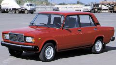 How to change shock absorbers for VAZ 2107