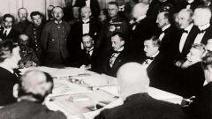 Каковы условия Бресткого мирного договора