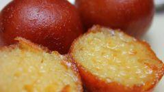 Как приготовить десерт «Гулаб Джамун»