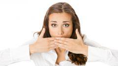 Домашние средства от неприятного запаха изо рта