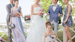 Какое платье выбрать гостье на свадьбу