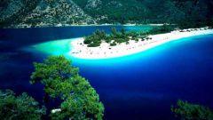 Какое море есть в Турции