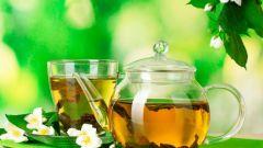 Как приготовить чай из цветов