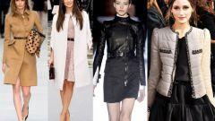 Какие пальто и куртки сейчас в моде