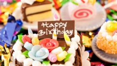 Which products to buy for a birthday