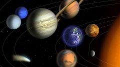 Какие планеты есть в Солнечной системе