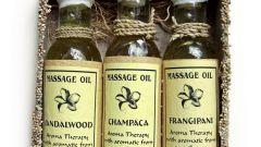 Какое масло использовать для массажа