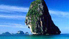 Какое море есть в Тайланде