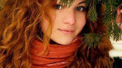 Какие цвета в одежде подходят к рыжему цвету волос